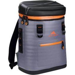 Ozark Trail Premium Backpack Cooler, Gray