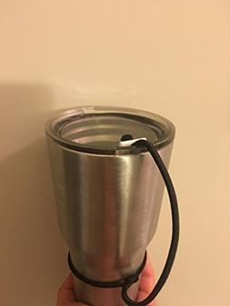 YETI Tumbler Plug with Cord