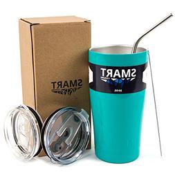 Tumbler 20 Oz Color - Smart Coolers - Ultra-Tough Double Wal