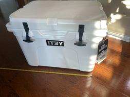 Yeti Tundra 35 Hard Cooler - White - Brand New Original Box
