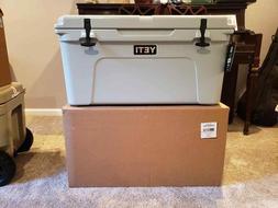 Yeti Tundra 35 Hard Cooler - White - Original Box - New 100%