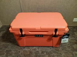 YETI Tundra 45 Coral Cooler Limited Edition Color CORAL