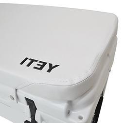 YETI Tundra 45 Seat Cushion - Marine Vinyl White