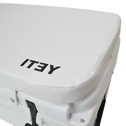 Yeti Tundra 65 Cooler Seat Cushion, White