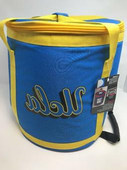 UCLA Collegiate Bucket Cooler 45 Can Capacity With Ice NWT