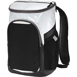 Arctic Zone Ultra 24 Cans + Ice Backpack Cooler Holds Ice Up