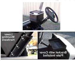 Universal Golf Cart Igloo Cooler Steering Wheel Column Mount
