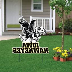 VictoryStore Yard Sign Outdoor Lawn Decorations - University