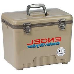 ENGEL USA Cooler/Dry Box 13 Quart Tan