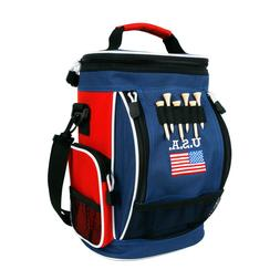 USA GOLF COOLER AND ACCESSORY BAG