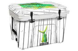 USATuff Wrap Decal Full Kit fits YETI Tundra 35 Cooler - Dan