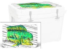 USATuff Wrap Decal Lid Kit fits YETI Tundra 45 Cooler - Danf