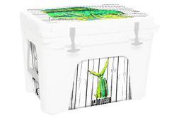 USATuff Wrap Decal L+I Kit fits YETI Tundra 35 Cooler - Danf