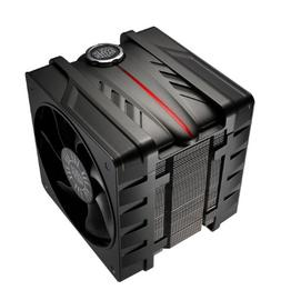 Cooler Master V6 GT - CPU Cooler with Two 120mm PWM Fans and