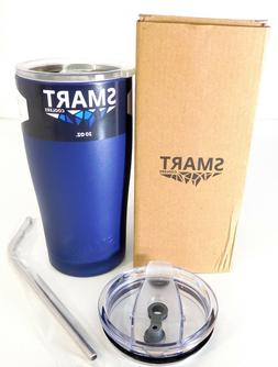 Smart Coolers Vacuum Insulated Tumbler with a Sliding Lid 20
