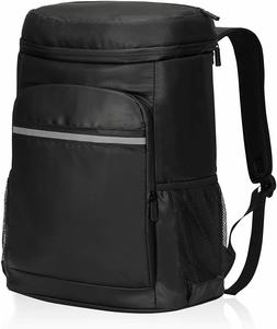 Waterproof Leakproof Large 33L Insulated Cooler Backpack 40