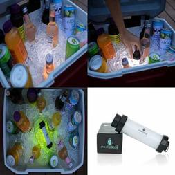 Waterproof LED Cooler Light The Ultimate In Camping Accessor