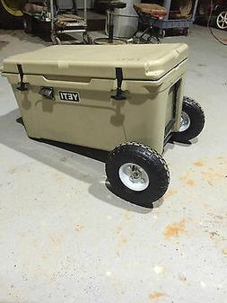 Chilly Wheelies - Wheel Kit for Yeti 45 Qt Cooler