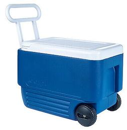IGLOO CORPORATION Wheelie Cool 38-Qt. Cooler 45004