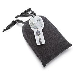 Demdaco Women's City Wrap Multi-Use Wrap Scarf Sweater, Char