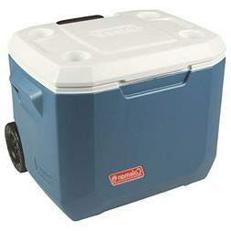 Xtreme 5 Rolling Picnic Cooler, Standard, Hardsided, Plastic