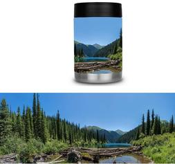 Yeti Colster RTIC Can Cooler Vinyl Wrap High Mountain Lake B