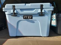 YETI TUNDRA 35 COOLER - ICE BLUE Rare
