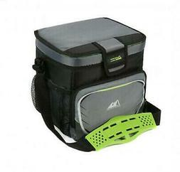 Zipperless Cooler Lunch Pale Box Thermal Insulation Adjustab
