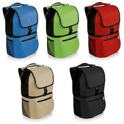 Zuma insulated cooler/backpack keep food warm or cool lightw